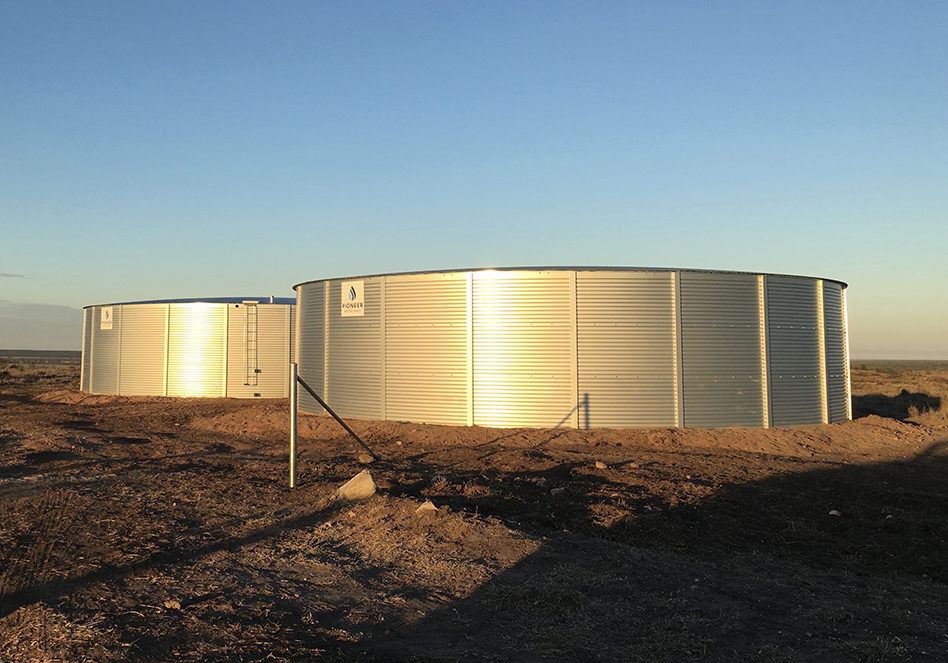 Rural Water Tanks 1