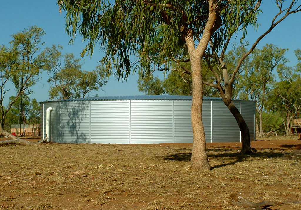 Rural Water Tanks 7